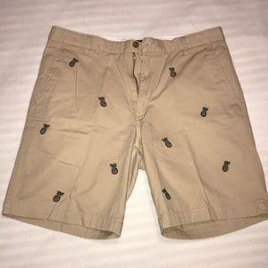 Men's Chaps Pineapple Shorts